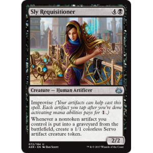 Sly Requisitioner