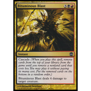 Bituminous Blast