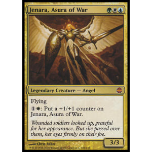 Jenara, Asura of War