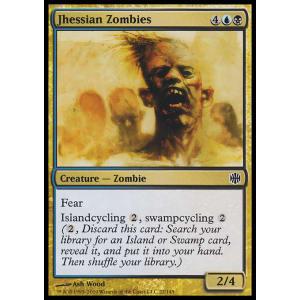 Jhessian Zombies