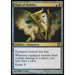 Mask of Riddles