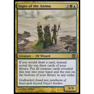 Sages of the Anima