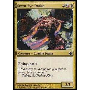 Sewn-Eye Drake