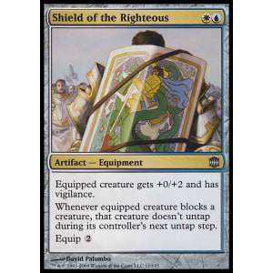 Shield of the Righteous