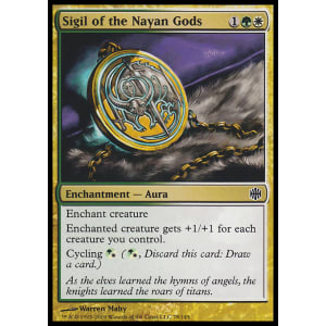 Sigil of the Nayan Gods