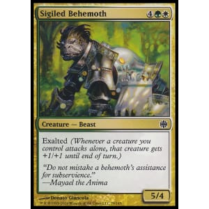 Sigiled Behemoth