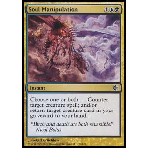 Soul Manipulation