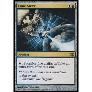 Time Sieve