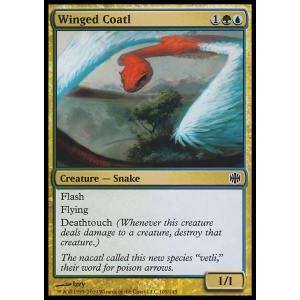 Winged Coatl