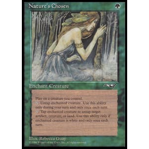 Nature's Chosen