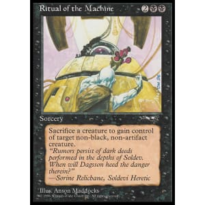 Ritual of the Machine