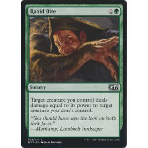 Rabid Bite
