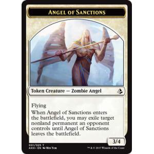 Angel of Sanctions (Token)