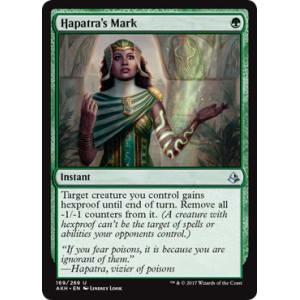 Hapatra's Mark