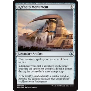 Kefnet's Monument