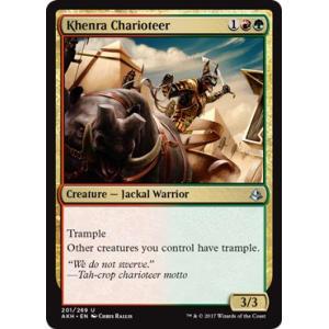 Khenra Charioteer