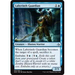 Labyrinth Guardian