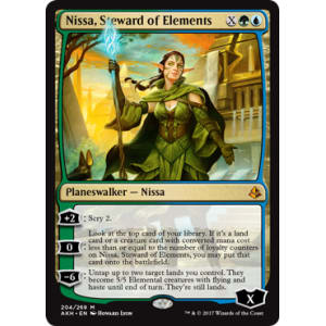 Nissa, Steward of Elements