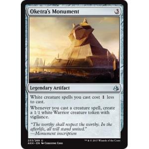 Oketra's Monument