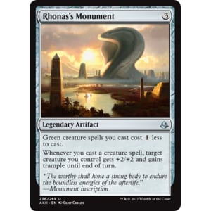 Rhonas's Monument