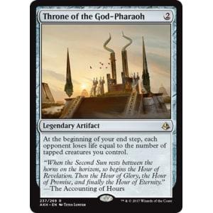 Throne of the God-Pharaoh