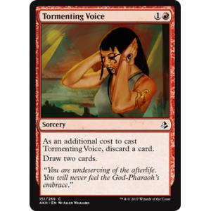Tormenting Voice