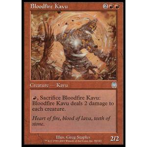 Bloodfire Kavu