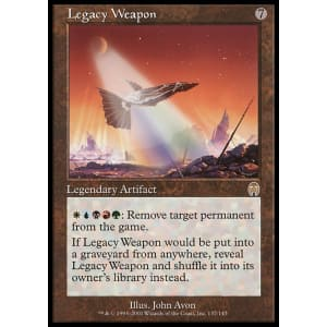Legacy Weapon