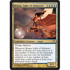 Bruna, Light of Alabaster