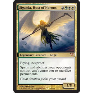 Sigarda, Host of Herons