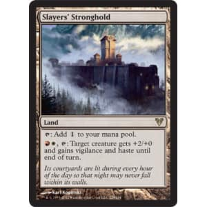 Slayers' Stronghold