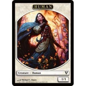 Human (Token - White)