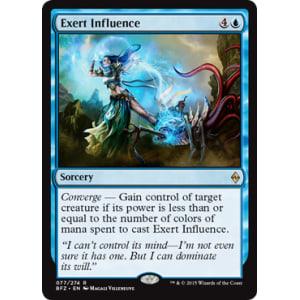 Exert Influence