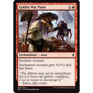 Goblin War Paint