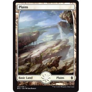 Plains B - 251 (Full Art)