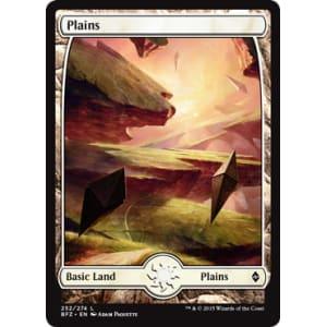 Plains C - 252 (Full Art)