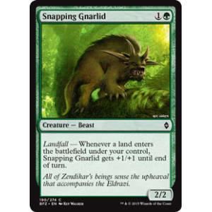 Snapping Gnarlid