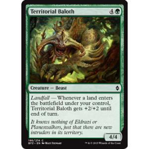 Territorial Baloth