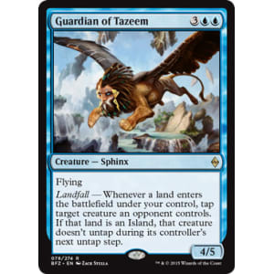Guardian of Tazeem