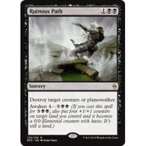 Ruinous Path