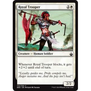 Royal Trooper