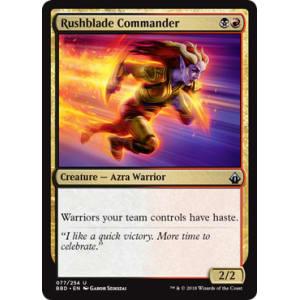 Rushblade Commander