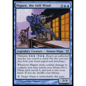 Higure, the Still Wind