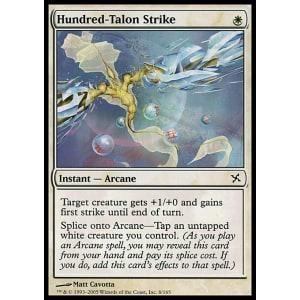 Hundred-Talon Strike
