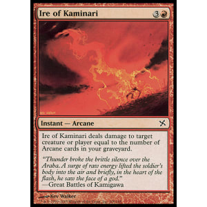 Ire of Kaminari