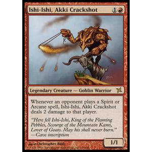 Ishi-Ishi, Akki Crackshot