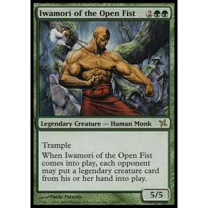 Iwamori of the Open Fist