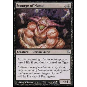 Scourge of Numai