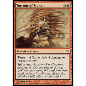 Torrent of Stone