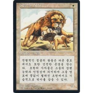 Savannah Lions (Korean)